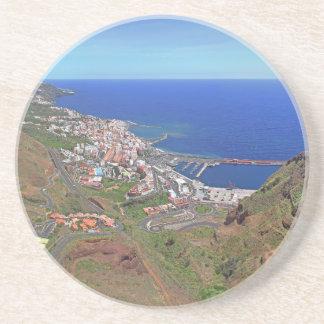 Islas Canarias España de Palma del La de Santa Cru Posavasos De Arenisca