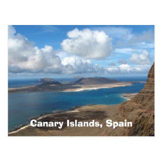 Islas Canarias, España Postales