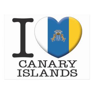 Islas Canarias Postal