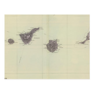 Islas Canarias Tarjetas Postales