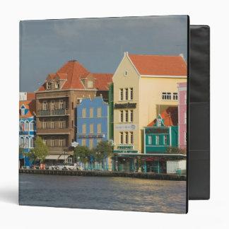 "Islas de ABC, CURAÇAO, Willemstad: Harborfront 2 Carpeta 1 1/2"""