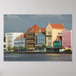 Islas de ABC, CURAÇAO, Willemstad: Harborfront 2 Impresiones