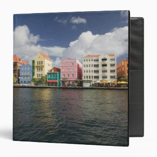 "Islas de ABC, CURAÇAO, Willemstad: Harborfront Carpeta 1 1/2"""