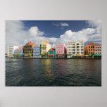 Islas de ABC, CURAÇAO, Willemstad: Harborfront Impresiones