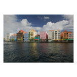 Islas de ABC, CURAÇAO, Willemstad: Harborfront Posters