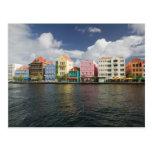 Islas de ABC, CURAÇAO, Willemstad: Harborfront Postal