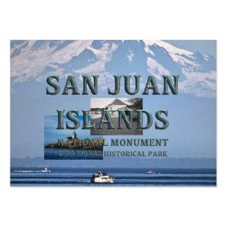 Islas de ABH San Juan Tarjetas De Visita