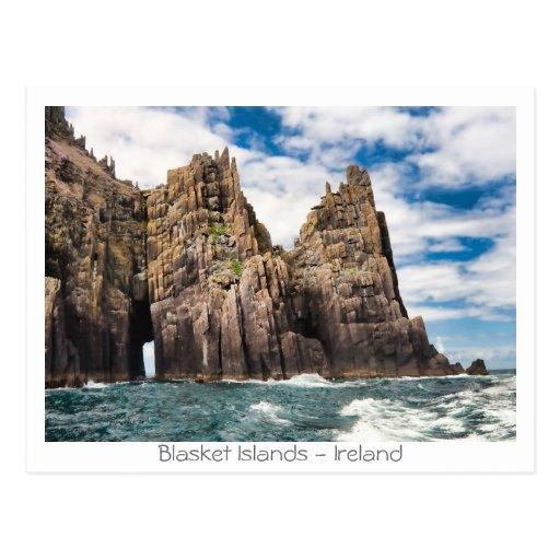 Islas de Blasket Postal