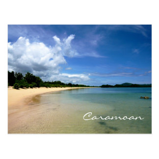 Islas de Caramoan - Sabitang Laya Postales