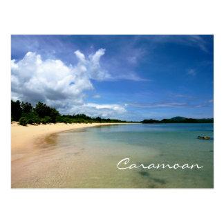 Islas de Caramoan - Sabitang Laya Tarjetas Postales