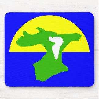 Islas de Chatham Nueva Zelanda Alfombrillas De Ratones