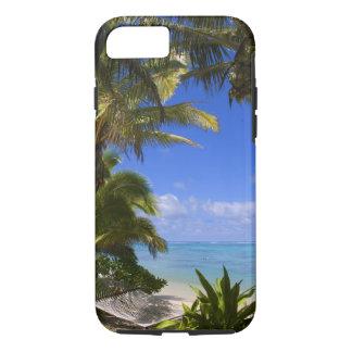 Islas de cocinero alineadas palma de la playa 2 funda iPhone 7