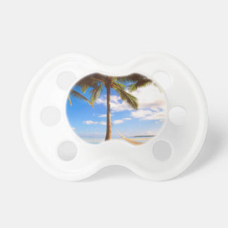 Islas de cocinero de Aitutaki de la playa Chupetes Para Bebés