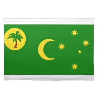 Islas de Cocos Manteles Individuales
