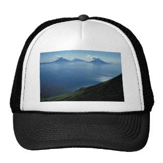 Islas de cuatro montañas gorras