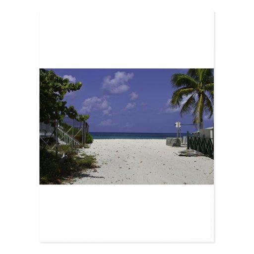 Islas de Gran Caimán Postal