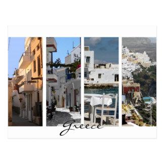 Islas de Grecia Tarjetas Postales