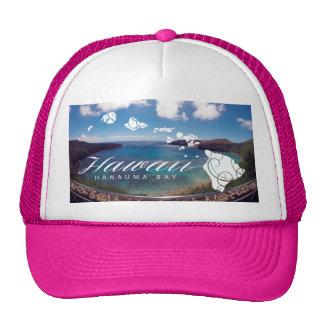 Islas de Hawaii de la bahía de Hanauma de la Gorra