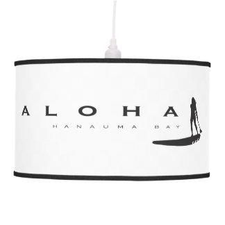 Islas de Hawaii - la hawaiana se levanta la paleta