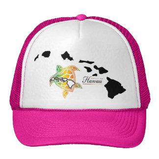 Islas de Hawaii - tortuga Gorro De Camionero