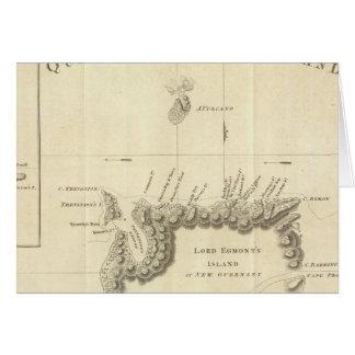 Islas de la reina Charlotte Tarjetas