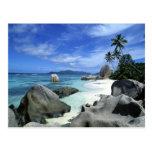Islas de las Islas Galápagos Tarjeta Postal