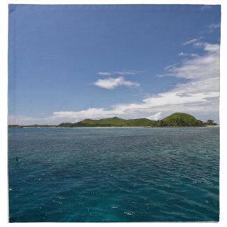 Islas de Mamanuca, Fiji Servilleta