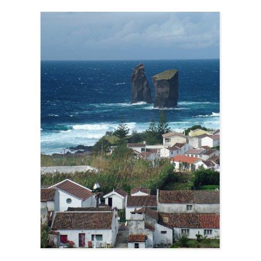 Islas de Mosteiros - de Azores Postal