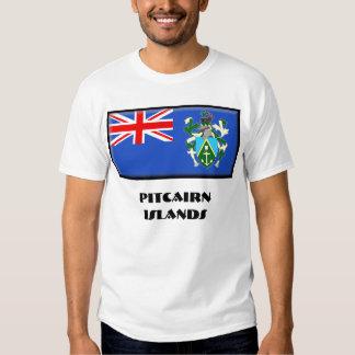 Islas de Pitcairn Playera