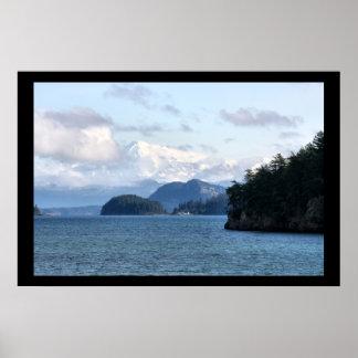 Islas de San Juan - noroeste pacífico Impresiones