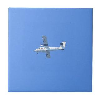 Islas de Scilly Skybus Azulejo Cuadrado Pequeño