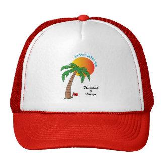 Islas de Trinidad and Tobago en The Sun Gorro De Camionero