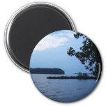 Islas del bajo del lago Erie Imanes Para Frigoríficos