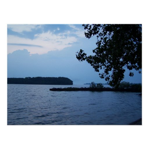 Islas del bajo del lago Erie Impresiones
