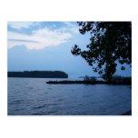 Islas del bajo del lago Erie Postal