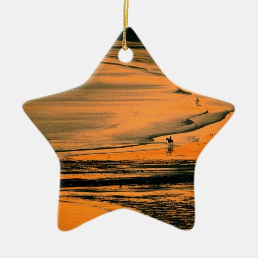 Islas del Canal del jersey de la bahía de Aubins Ornamento De Reyes Magos