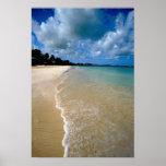 Islas del Caribe, de sotavento, Antigua, Dickenson Poster