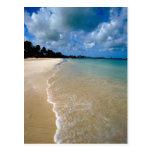 Islas del Caribe, de sotavento, Antigua, Dickenson Postal