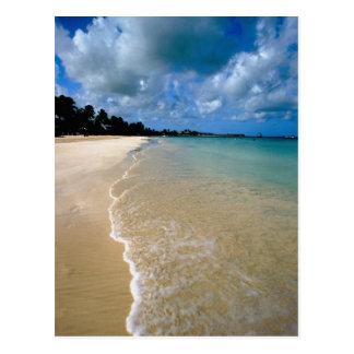 Islas del Caribe de sotavento Antigua Dickenson Postal