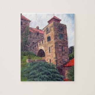 Islas del castillo 1000 del cantante puzzle