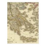 Islas del Griego moderno, Albania, Macedonia Postal