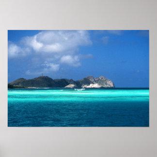 Islas del Los Roques, Venezuela Impresiones