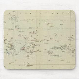 Islas del Pacífico 2 Tapete De Ratones