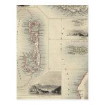 Islas en el Atlántico Postal