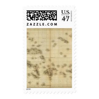Islas en el Océano Pacífico Sellos Postales