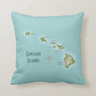 Islas hawaianas almohada