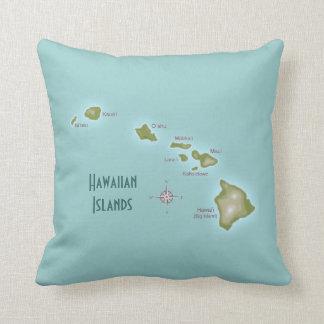 Islas hawaianas almohadas