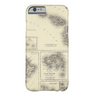 Islas hawaianas del grupo o de bocadillo funda barely there iPhone 6