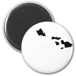 Islas hawaianas imanes