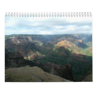 Islas hawaianas - Kauai Calendarios De Pared
